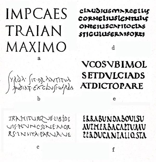 engineering lettering sample